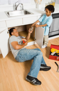Experienced and skilled plumbing contractor.